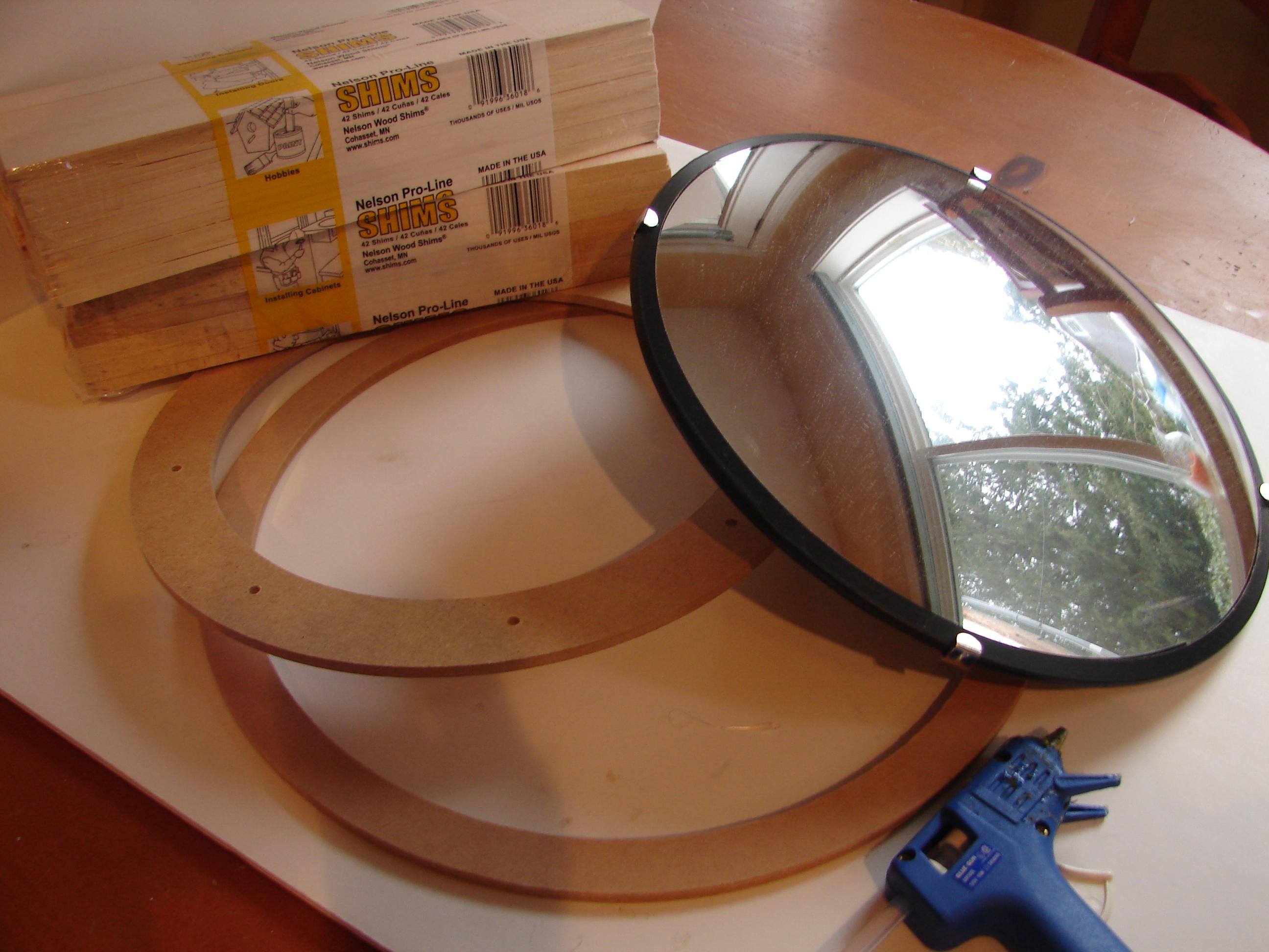 Diy Sunburst Mirror My House And Home
